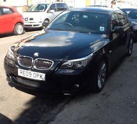 BMW 5 Series 3.0 525d M Sport 4dr DIESEL AUTOMATIC low milage