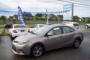 2016 Toyota Corolla LE ACCIDENT FREE | ONE OWNER | ALLOYS | S...