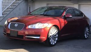 JAGUAR XF 2009 GPS SUNROOF & MORE