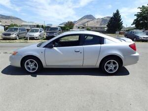 2006 Saturn Ion Quad Coupe Ion.3 Uplevel