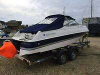 Four Winns 22ft crouser sports boat with cabin