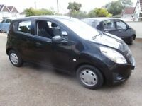 £30 YEAR TAX Chevrolet Spark 1.0 + 5dr Hatchback 2011 61 Reg p/x welcome