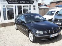 bmw 325 compact 3 series 2002