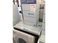 Beko 60cm digital cooker hood. RRP £299 12 month gtee