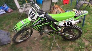 2001 kx 85 2 stroke