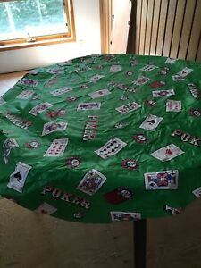 Card ( poker) table