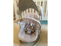 Mamas & Papas swing chair - immaculate condition