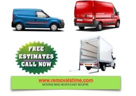 ANY VAN & MAN HOUSE MOVING/ MOVER BIKE DELIVERY COLLECTION OFFICE REMOVAL PIANO SHIFTING LUTON TRUCK