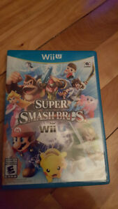 Super Smash Bros Nintendo Wii U Complet Clean