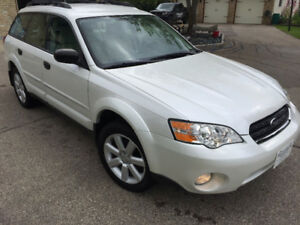 2007 Subaru Outback 2.5 Symmetrical AWD Trades Welcome