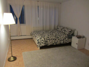 Room for rent with private Bathroom and Storage-Close to UdeM
