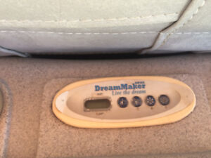 Looking for : Dreammaker hot tub Topside Control