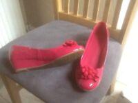 Ladies shoes size 6 1/2