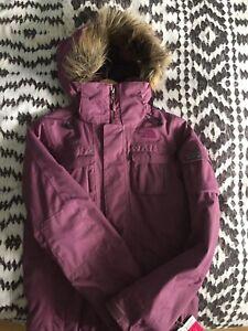Manteau d'hiver NorthFace