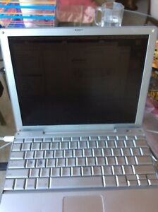 Mac PowerBook G4 1.5 ghz plus charger