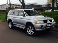 2005 MITSUBISHI SHOGUN SPORT *EXCELLENT CONDITION* *LOW MILES*