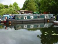 FOR SALE, relisted with price reduction, Anglo Welsh Narrowboat 48ft at Harefield Mar