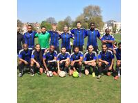 11-a-side Sunday team - Recruiting players for new season