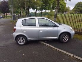 BARGAIN TOYOTA YARIS FOR SALE - GOOD CONDITION & VERY ECONOMICAL - CDX VVT-I - 1.3