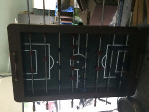 Foosball Table 2010 model origionally 650