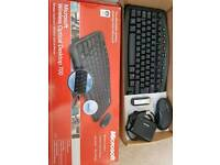 Wireless keyboard&mouse