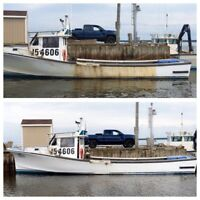 Fibreglass Stain Removal, Make your boat new again!
