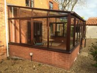 Hardwood Conservatory for sale
