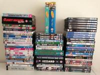 DVDs - job lot - Excellent condition - All offers considered