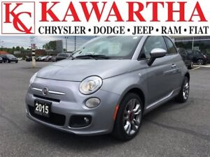 2015 Fiat 500 Sport*HEATED SEATS*