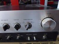 Denon PMA850 amplifier