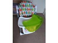 Mamas &Papas high chair