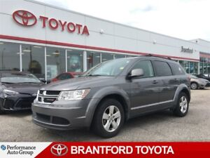 2013 Dodge Journey SE Plus, Alloy Wheels, 7 Seater, Bluetooth