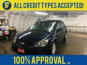 2010 Chevrolet Cobalt LT w/1SA*KEYLESS ENTRY*ALLOYS*POWER WINDOW