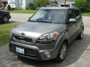 2012 Kia Soul Black SUV, Crossover  price reduced