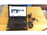 "Lenovo T61 Laptop, 14"", Windows 7 professional almost new condition"