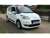 2012 Citroen C3 Picasso 1.6 HDi 8V Exclusive with Dual Manual Diesel Estate