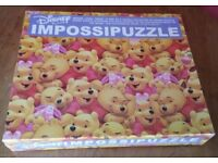 New & Sealed Disney Winnie the Pooh Impossipuzzle Jigsaw