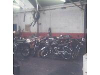 FRENCH MOTORBIKE TT RACE ISLE OF MAN 1986