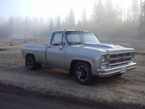 1980 G.M.C Hot Rod One Ton Dually 2WD