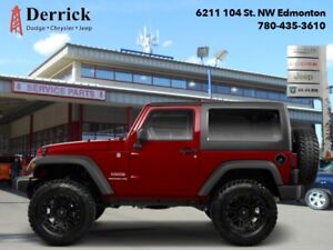 2012 Jeep Wrangler Used 4WD Sport Manual Alloy Hard Top  $155 BW