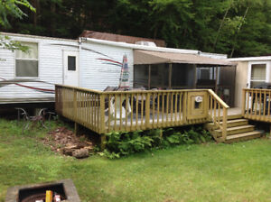 37ft Fleetwood Canadian Cottager