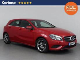 2014 MERCEDES BENZ A CLASS A200 CDI BlueEFFICIENCY Sport 5dr