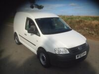 VW Volkswagen caddy 2.0tdi,2007, AUTOMATIC 6 speed 56,000 warranted