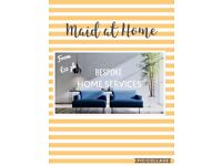 Maid at Home - Providing all your house care needs when you don't have the time