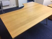Used office desks/filing cabinets from £20 Glasgow City Centre