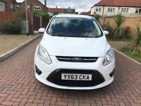 2013 Ford C Max 1.6 Diesel 5dr White Ford Service History