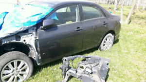 Parting out 2010 2009 Toyota Corolla