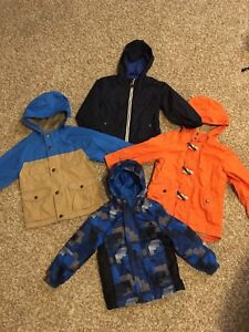Boys 3 T jackets and pants