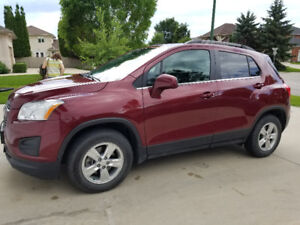 Trax 1LT,AWD,Backup Cam,Remote Start,Heated Seats,extra warranty