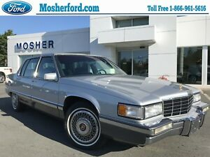 1993 Cadillac Sixty Special None